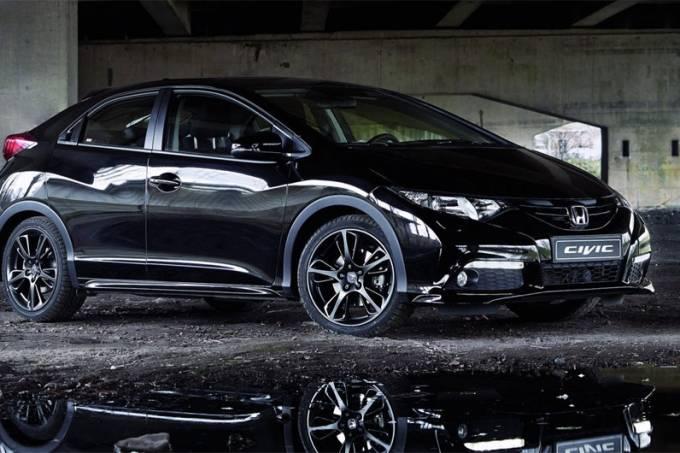 New Civic Black Edition