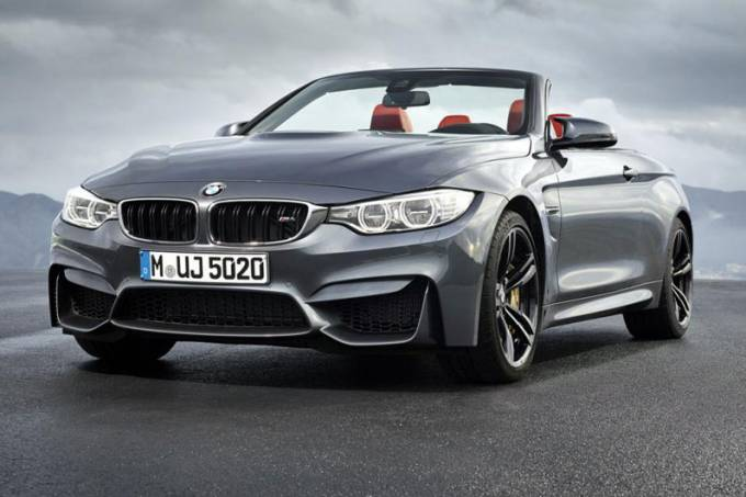 BMW M4 conversível