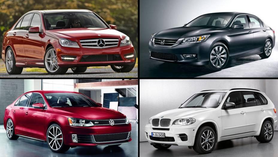 A empresa de consultoria e análise da indústria automotiva TrueCar divulgou os resultados de uma pesquisa que mostra quais os automóveis preferidos das pessoas que moram nos dez endereços mais caros dos EUA. Veja a seguir quais modelos ocupam as garagens