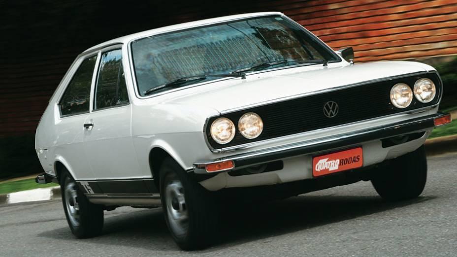 O esportivo TS estreou em 1976 com quatro faróis redondos, conquistando uma legião de fãs graças ao desempenho saudável do motor 1.6