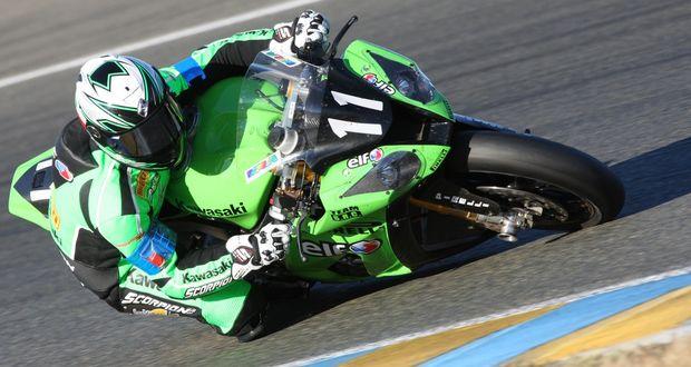 Kawasaki vence Le Mans