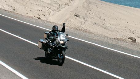 Férias de moto