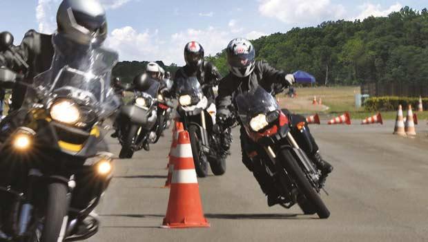 BMW Motorrad Driver Training