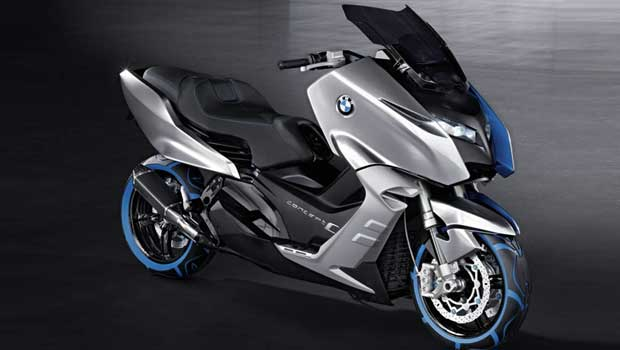 BMW Maxi Scooters
