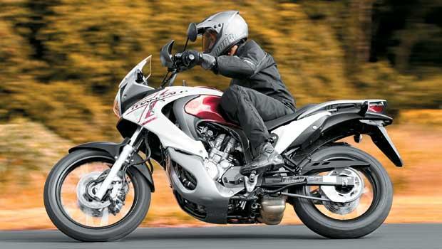 Honda Xl 700v Transalp Quatro Rodas