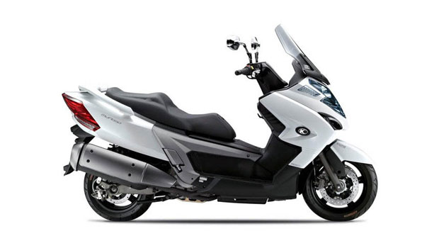 Kymco Scooter 700