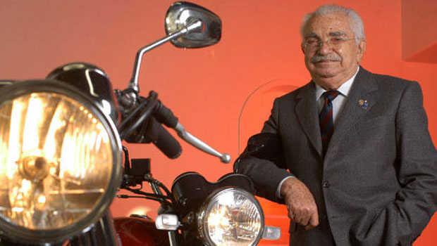 Kasinski fundou sua marca de motos em 1997