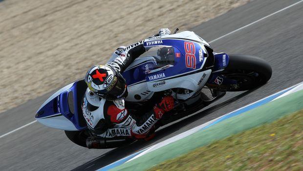 MotoGP: Lorenzo é pole na Espanha