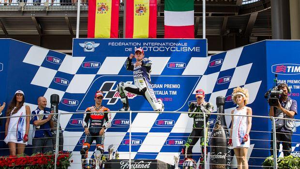 MotoGP: Lorenzo vence e amplia
