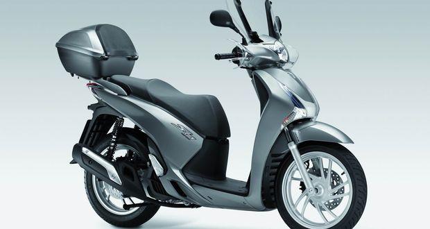 Nova linha de scooter 125 e 150 da Honda