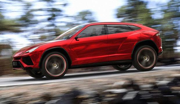 Lamborghini Urus 3