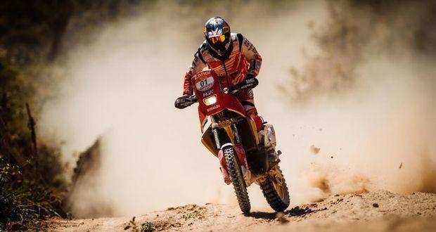 Zanol fora do Rally Dakar