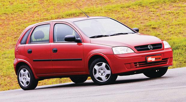 Guia De Usados Chevrolet Corsa Hatch Quatro Rodas