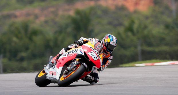 MotoGP: Pedrosa repete domínio em Sepang