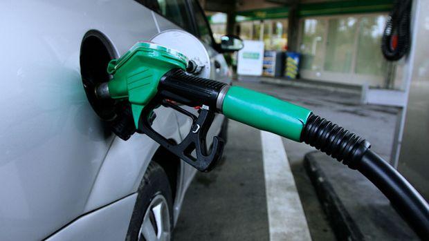 Bomba de combustível etanol posto