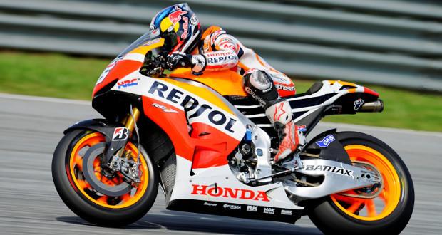 MotoGP: Pedrosa lidera último dia em Sepang