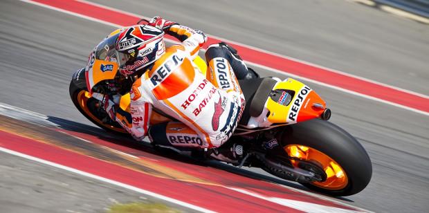 MotoGP: Marc Márquez absoluto nos EUA