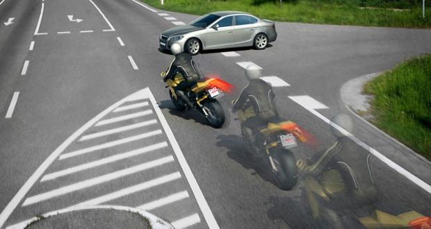 ABS em motos evitará 1 em cada 4 acidentes
