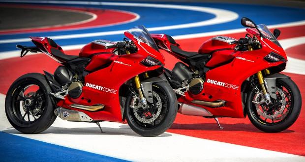 Ducati lança 1199 Panigale R 2013 em Austin