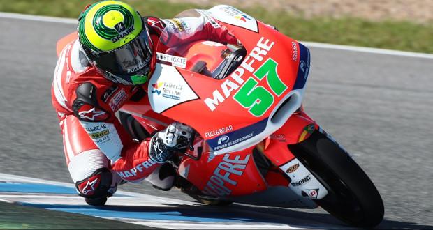 Moto3: Granado faz sexto tempo em Jerez