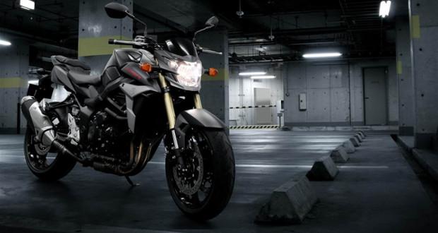 Suzuki GSR 750 Black Mat Limited Edition