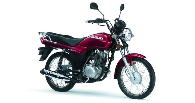 Suzuki do Brasil lança GS120 para uso urbano