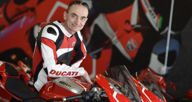Claudio Domenicali se torna CEO da Ducati