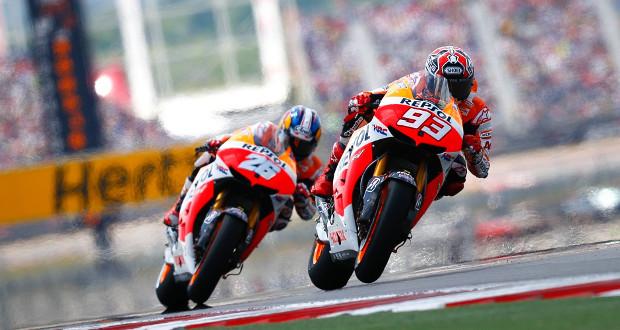 MotoGP: Marc Márquez vence GP das Américas