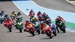 MotoGP Jerez - Corrida