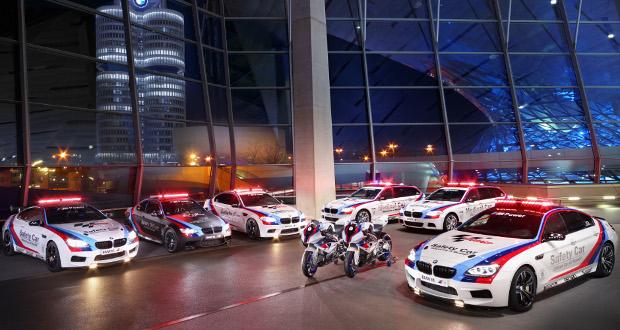 Melhor qualificado da MotoGP receberá BMW