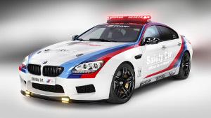 BMW M6 Coupe - Carro oficial da MotoGP 2013