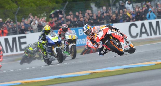 MotoGP: Pedrosa vence corrida em Le Mans