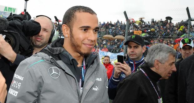 Hamilton elogia início de Márquez na MotoGP
