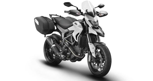 Ducati revela Hyperstrada 2013