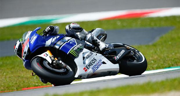 MotoGP: Lorenzo vence prova em Mugello