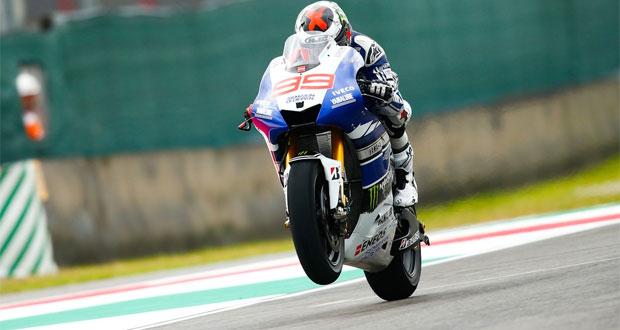 MotoGP: Yamaha domina treino em Mugello