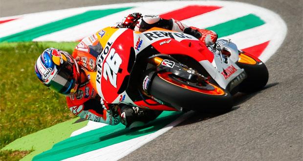 MotoGP: Pedrosa garante a pole em Mugello