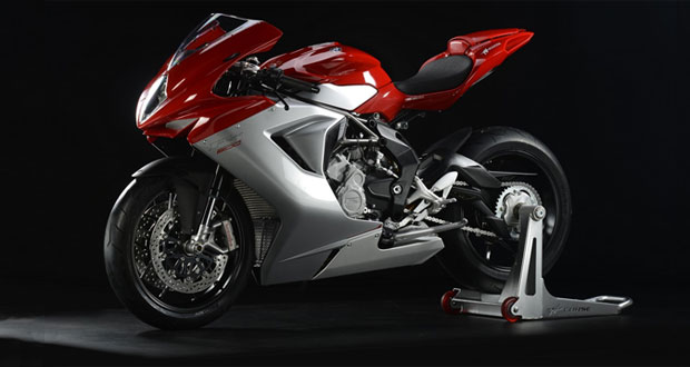MV Agusta revela F3 800 2014