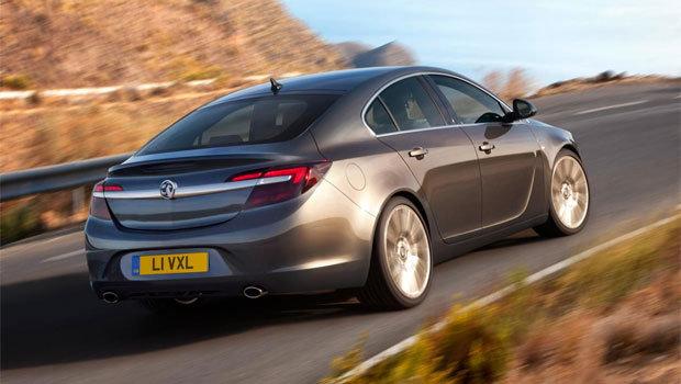 Opel/Vauxhall Insignia 2013
