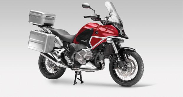 Honda lança acessórios para VFR 1200X