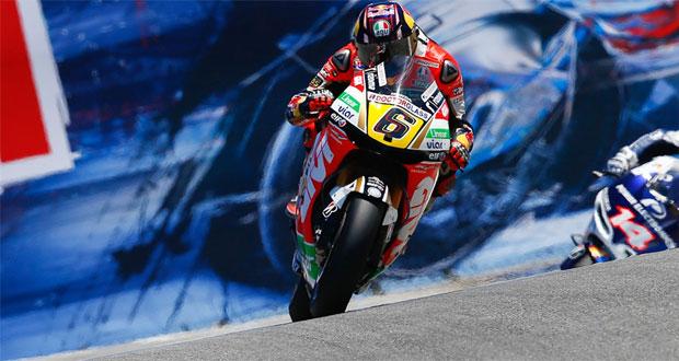 MotoGP: Bradl surpreende e é pole nos EUA