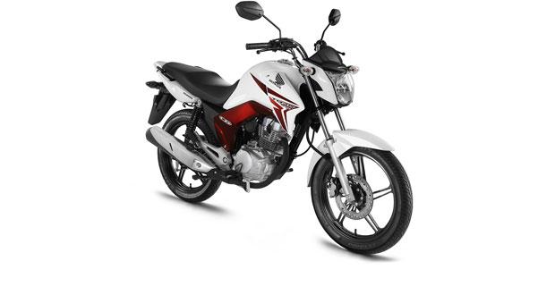 Honda lança CG 2014 totalmente renovada