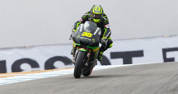 MotoGP: Cal Crutchlow assina com a Ducati