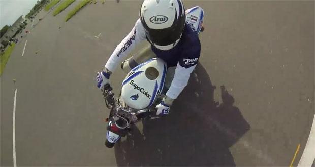 Descubra o verdadeiro controle sobre uma moto