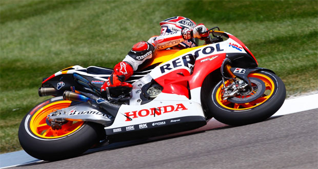 MotoGP: Márquez é pole em Indianápolis