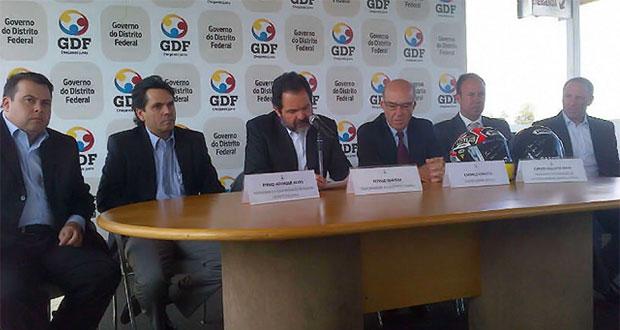 MotoGP pode voltar ao Brasil em 2014