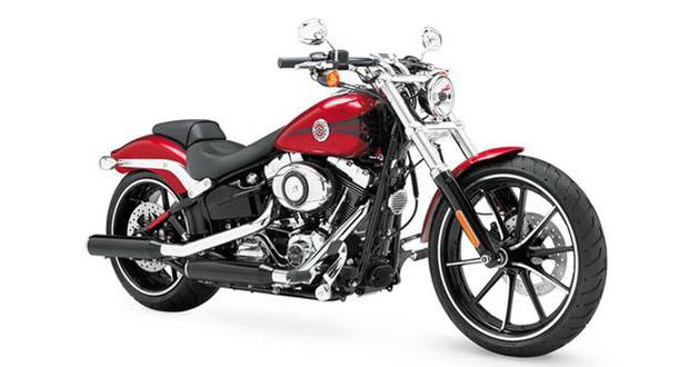 Lucro da Harley-Davidson cresce 18,2% no semestre