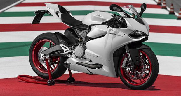 Ducati apresenta 899 Panigale em Frankfurt