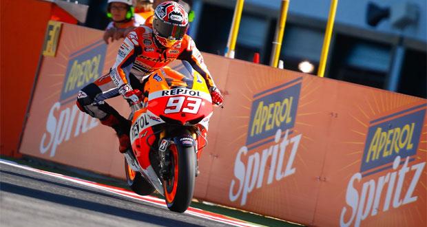 MotoGP: Márquez conquista pole em Misano