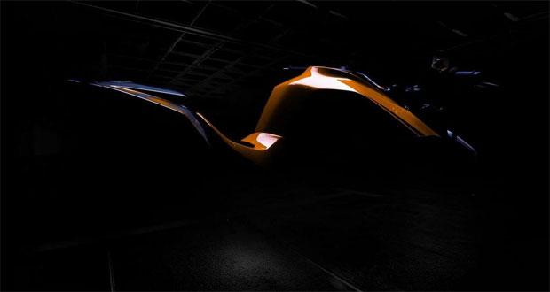 KTM mostra teaser da nova 1290 Super Duke R